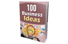 100 Business Ideas