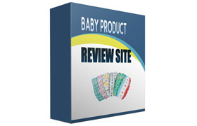 Baby Product Review Site
