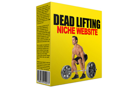Dead Lifting Niche Website