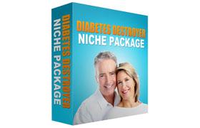 Diabetes Destroyer Niche Package