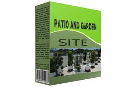 Patio and Garden Site