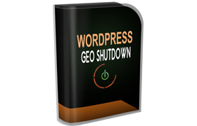 WordPress Geo Shutdown