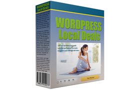 WordPress Local Deals