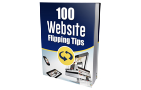 100 Website Flipping Tips