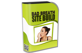 Bad Breath Site Build