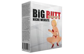 Big Butt Secrets Niche Website