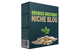 Business Investment Niche Blog