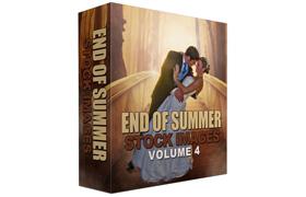 End of Summer 802 Stock Images V4