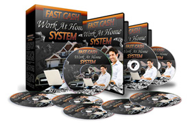 Fast Cash System Work at Home System