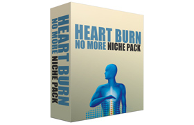 Heart Burn No More Niche Pack