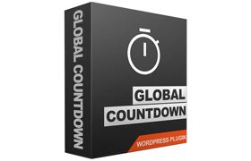 Global Countdown WordPress Plugin