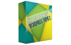 Magazine Wordpress Theme 2