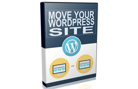 Move Your WordPress Site