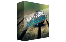 Wallpaper WordPress Theme 3