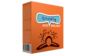 Anxiety Site Builder
