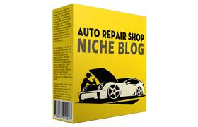 Auto Repair Shop Niche Blog