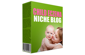 Child Eczema Niche Blog