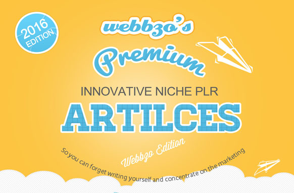 Generating Online Visitors PLR Articles