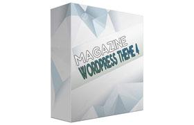 Magazine WordPress Theme 4