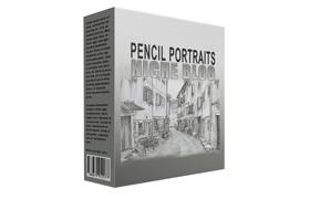 Pencil Portrait Niche Blog