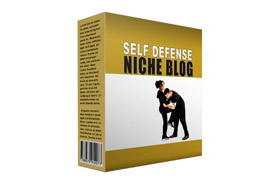 Self Defense Niche Blog