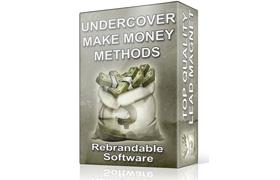 Undercover Make Money Methods