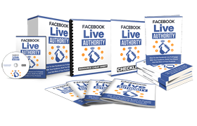 Facebook Live Authority Upgrade Package
