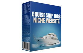Cruise Ship Jobs Niche Website
