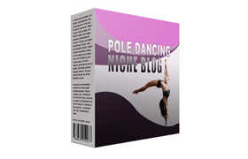 Pole Dancing Niche Blog