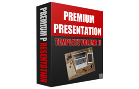 Premium Presentation Template V2