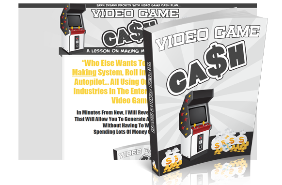 Video Game Cash