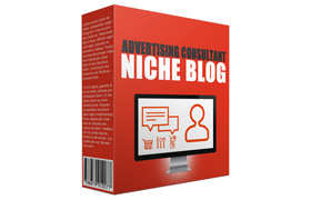 Advertising Consultant Niche Blog