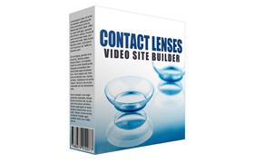 Contact Lenses Video Site Builder