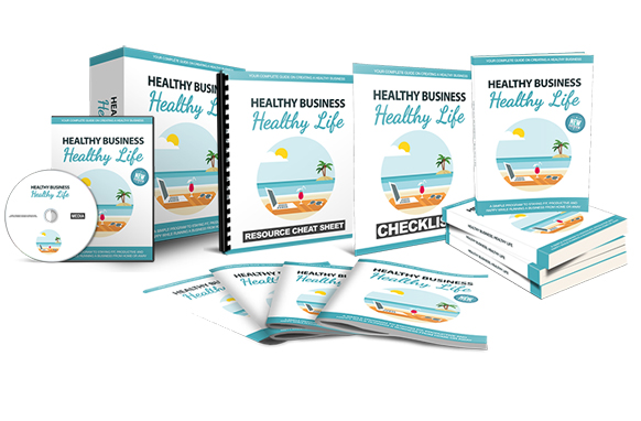Healthy Business Healthy Life Style Upgrade Package
