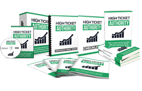 High Ticket Authority Upgrade Package
