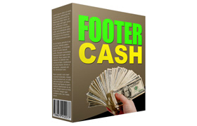 Footer Cash
