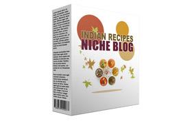 Indian Recipes Niche Blog