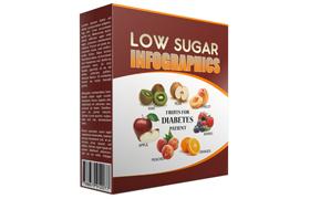 Low Sugar Infographics