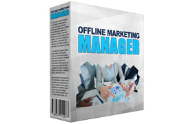 Offline Marketing Manager