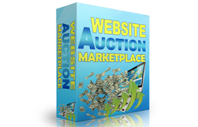 Website Auction Marketing