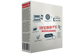 Website Management Software