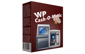 WP Cash-O-Matic Plugin