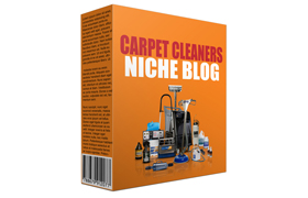 Carpet Cleaners Niche Blog