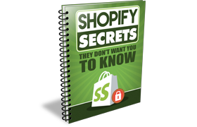 Shopify Secrets They Don't Want You To Know