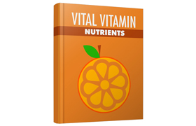 Vital Vitamin Nutrients
