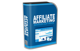 Affiliate Marketing Manager Software