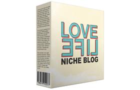 Better Love Life Niche Blog
