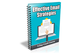 Effective Email Strategy