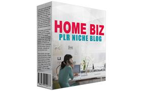 Home Biz PLR Niche Blog