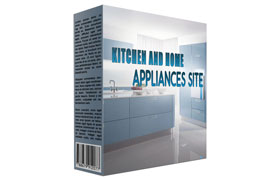 Kitchen And Home Appliances Site